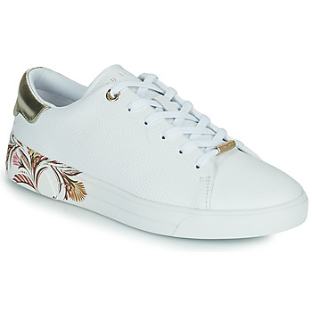 Shoes Women Low top trainers Ted Baker TIRIEY White