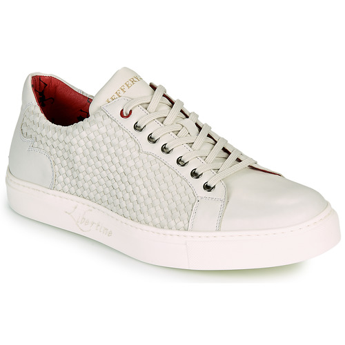 Shoes Men Low top trainers Jeffery-West APOLLO White