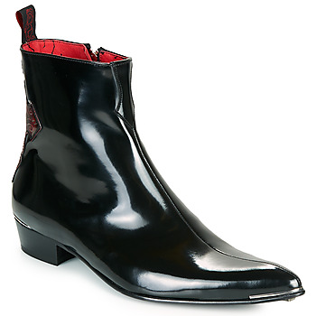 Shoes Men Mid boots Jeffery-West ADAMANT  black / Red