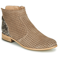 Shoes Women Mid boots Muratti REBAIS Taupe