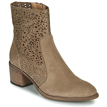 Shoes Women Mid boots Muratti RECHESY Taupe