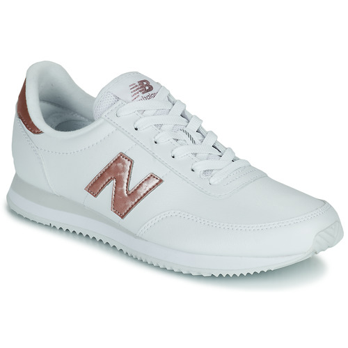 Shoes Women Low top trainers New Balance 720 White / Gold