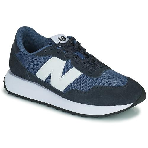 Shoes Men Low top trainers New Balance 237 Blue