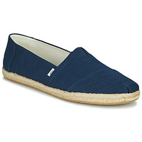 Shoes Men Espadrilles Toms ALPARGATA ROPE Blue