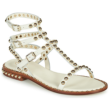 Shoes Women Sandals Ash PLAY White