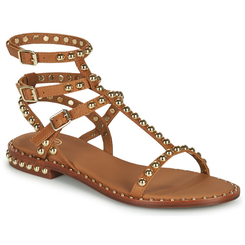 Shoes Women Sandals Ash PLAY Brown