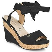 Shoes Women Sandals Les Petites Bombes BELA Black