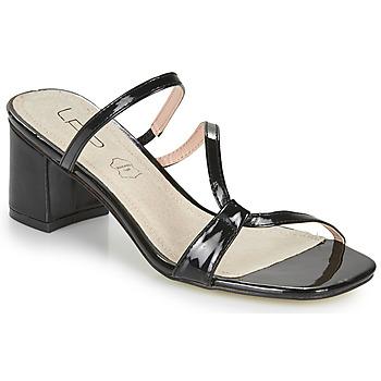 Shoes Women Mules Les Petites Bombes BERTHINE Black
