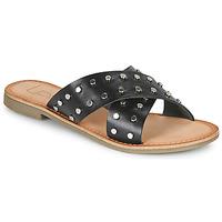 Shoes Women Mules Les Petites Bombes BELMA Black