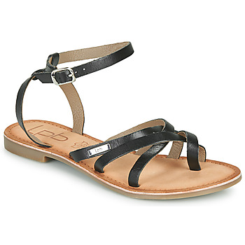 Shoes Women Sandals Les Petites Bombes BERYLE Black