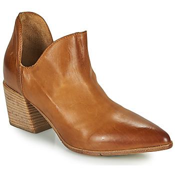 Shoes Women Shoe boots Moma OSTUMI Brown