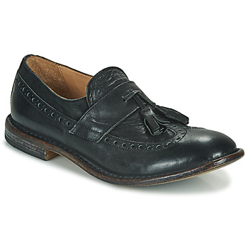 Shoes Men Loafers Moma NORTH-CAPE Black