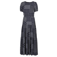 Clothing Women Long Dresses Lauren Ralph Lauren MYRIAM Marine