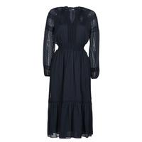 Clothing Women Long Dresses Lauren Ralph Lauren JAIRA Blue