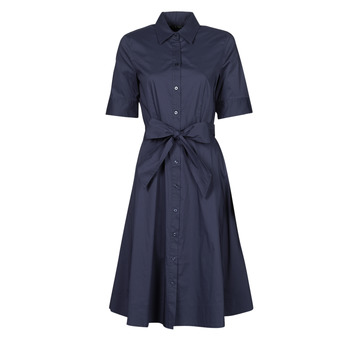 Clothing Women Short Dresses Lauren Ralph Lauren FINNBAR Marine