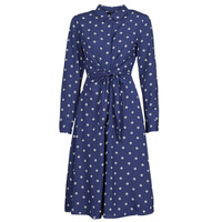 Clothing Women Short Dresses Lauren Ralph Lauren KAHWELL Marine