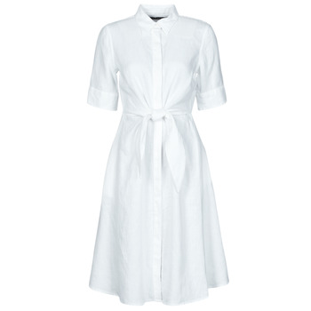 Clothing Women Short Dresses Lauren Ralph Lauren WAKANA White
