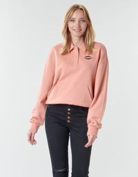 Clothing Women Sweaters Vans WM DOME GROWN POLO F Pink