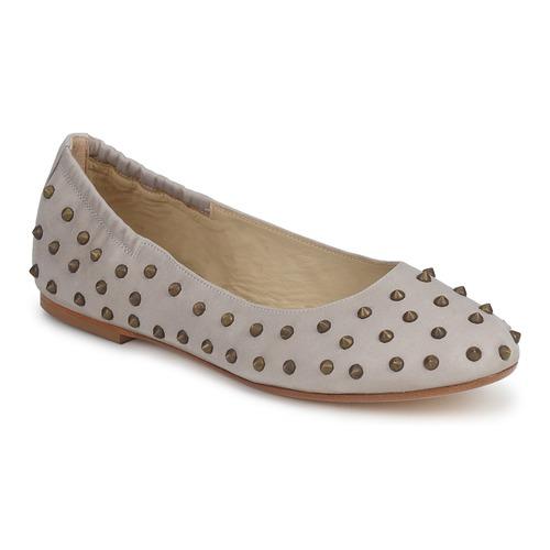 Shoes Women Flat shoes Now CROTONE Beige