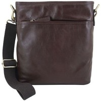Bags Men Pouches / Clutches Barberini's 43111 Brown