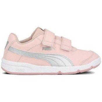 Shoes Children Low top trainers Puma Stepfleex 2 SL VE V PS Pink