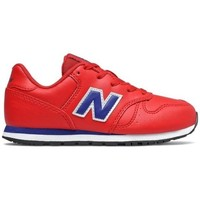 Shoes Children Low top trainers New Balance 327 Red, Blue