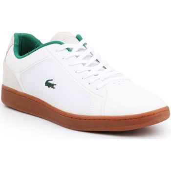 Shoes Men Low top trainers Lacoste Endliner 116 White