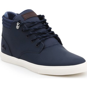 Shoes Men Hi top trainers Lacoste Esparre Winter C 319 1 Cma Navy blue