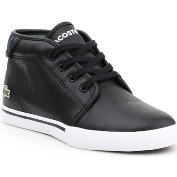 Shoes Women Hi top trainers Lacoste Ampthill  Spw Black