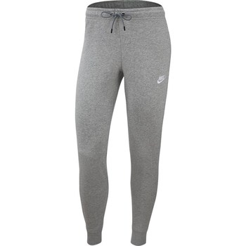 Clothing Women Tracksuit bottoms Nike Essential Grey