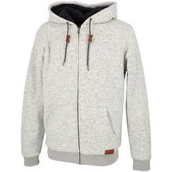 Clothing Men Jackets Quiksilver Keller Sherpalin EQYFT04183 Grey