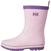 Shoes Children Wellington boots Helly Hansen JK MIDSUND 3 11665 Pink