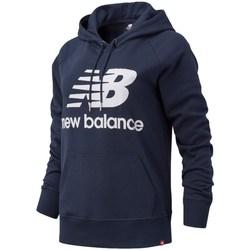 Clothing Women Sweaters New Balance 3550 Navy blue