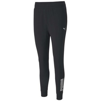Clothing Women Tracksuit bottoms Puma Rtg Pants Black