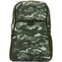 Bags Rucksacks Nike Brasilia 90 Green