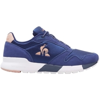 Shoes Women Low top trainers Le Coq Sportif Omega X W Blue