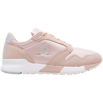 Shoes Women Low top trainers Le Coq Sportif Omega X W Pink