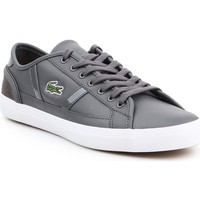 Shoes Men Low top trainers Lacoste Sideline Grey
