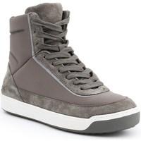 Shoes Women Hi top trainers Lacoste Explorateur Calf White, Grey, Beige