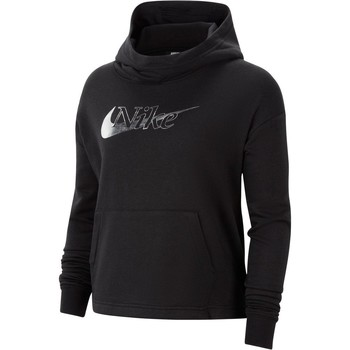 Clothing Women Sweaters Nike Sportswear Icon Clash Funnel CU6490 Black
