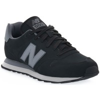 Shoes Men Low top trainers New Balance 500 Black