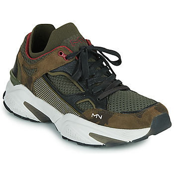 Shoes Men Low top trainers Skechers KRAZ - THURSTON Brown