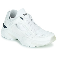 Shoes Men Low top trainers Skechers KRAZ - THURSTON White