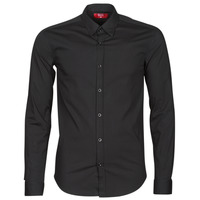 Clothing Men Long-sleeved shirts BOTD OMAN Black