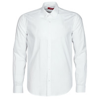 Clothing Men Long-sleeved shirts BOTD OMAN White