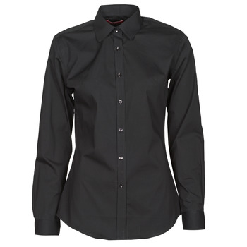Clothing Women Shirts BOTD OWOMAN Black