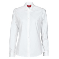 Clothing Women Shirts BOTD OWOMAN White