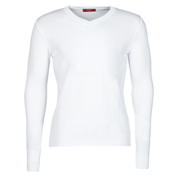Clothing Men Jumpers BOTD OOMAN White