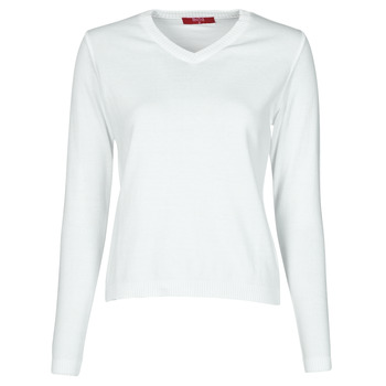 Clothing Women Jumpers BOTD OWOXOL White