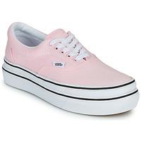 Shoes Women Low top trainers Vans  Pink